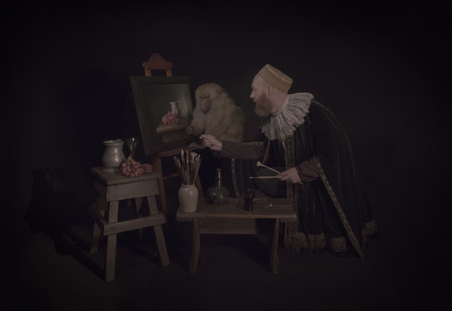 The Painter, from the  Dramatis Personae  collection