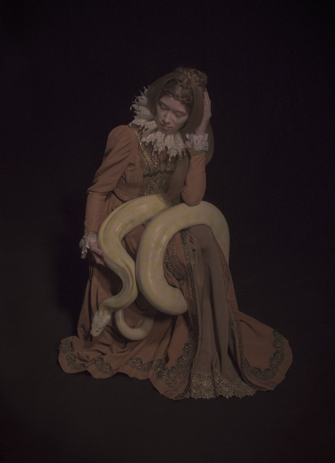 The Mistress 1, from the  Dramatis Personae  collection