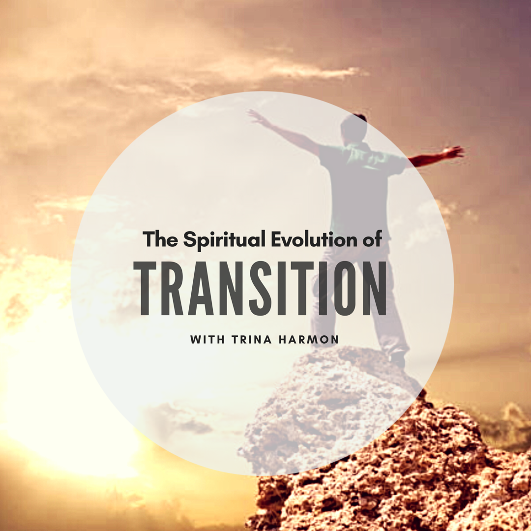 - The experience of transition often brings with it tremendous challenge that we often misinterpret as punishment or something to be avoided. But life's transitions are essential to developing and becoming who you Truly are capable of being in this world, along with everything you desire. In this series, you will learn 6 steps to evolve from one state of being to another in a way that allows Grace, brings you Peace, and defines Purpose for your life.