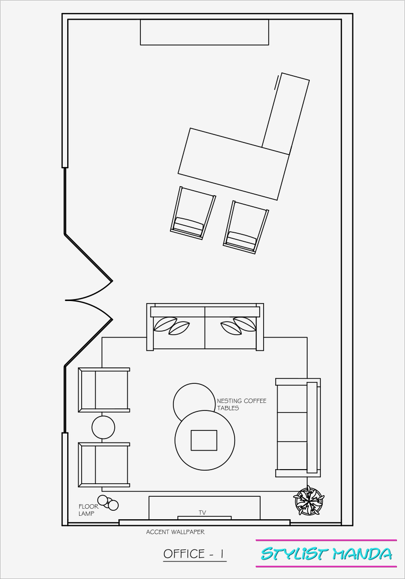 The Layout Option 1