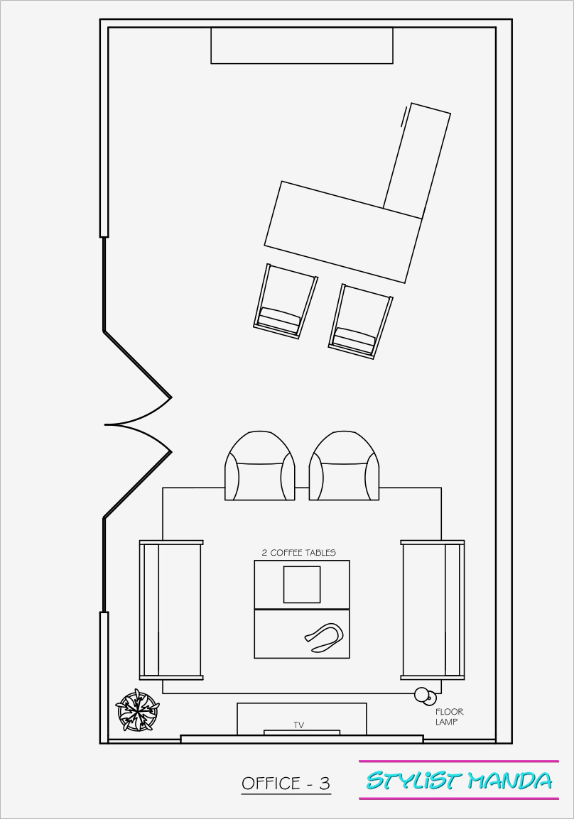 The Layout Option 3