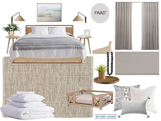 I've just fallen head over heals for #californiacasual 😍 These two bedroom design concepts were my take on the gorgeous and casual vibe of the surfrider hotel. Swipe all the way over to see how I started the initial concepts with a sneak peek into the concept designs. As you can see, the vibe changed from the initial pieces selected - especially the bed style. . . School's almost out for the SUMMER here 😎 just 2 more half days left. My neighbor was joking yesterday that car line pick up would take about as long as their school day 🤣 can anyone else relate? #edesign