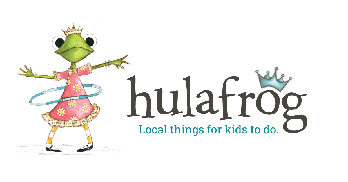 Hula Frog - Local Things for Kids to Do.