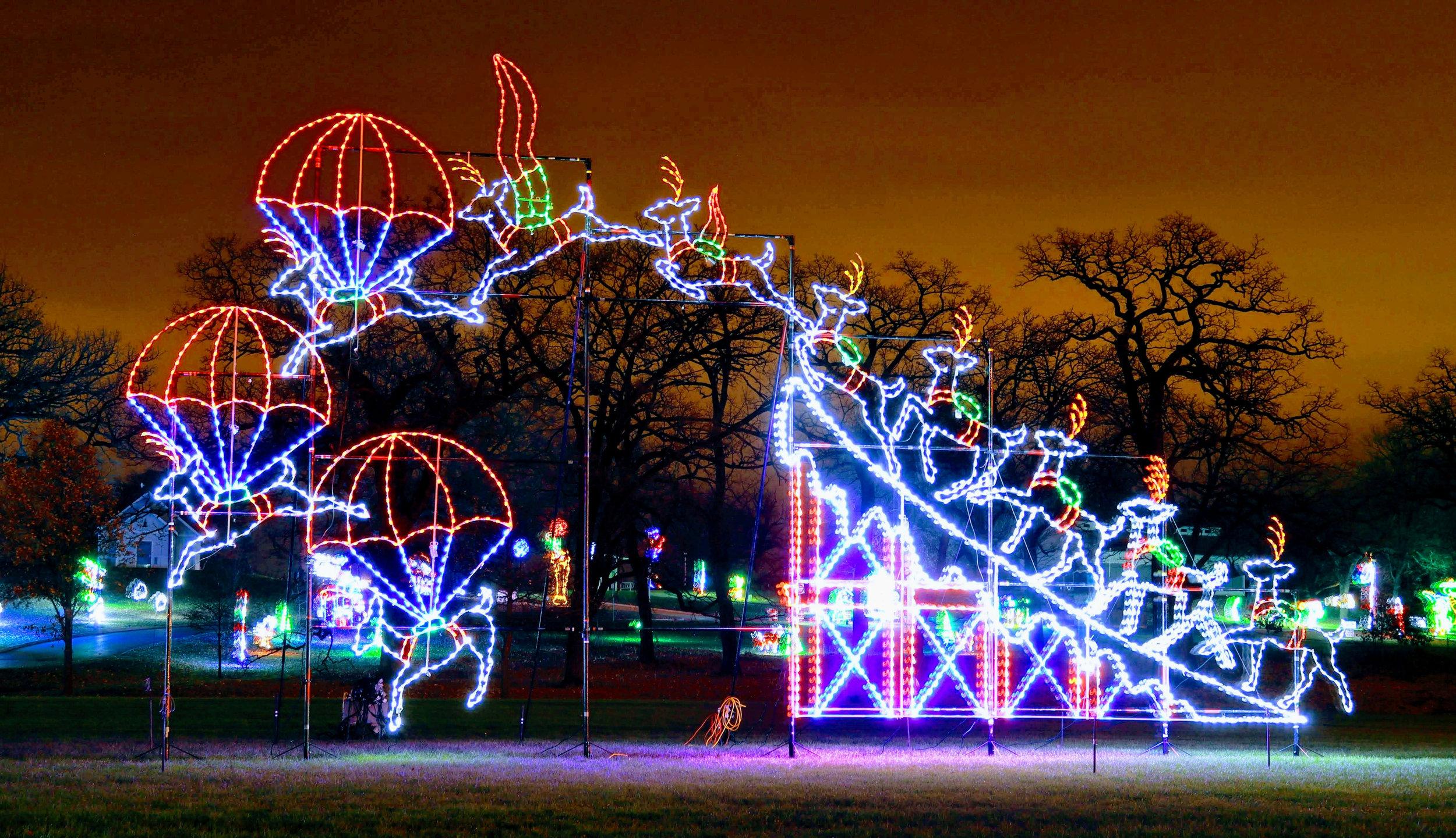 Reindeer and Parachute -Laurie Kutil.jpg