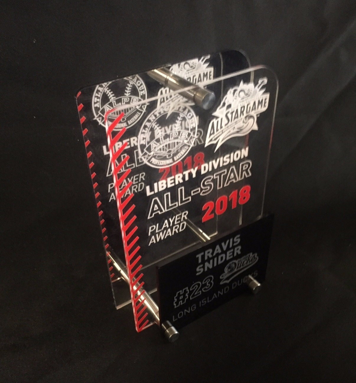ALPB - Liberty Division All-Star Award  Contact us for pricing information.