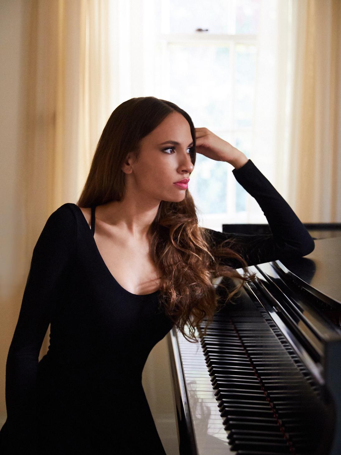 Chelsea Randall piano