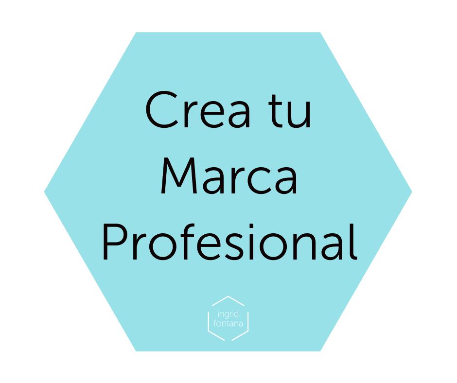 Crea tu Marca Profesional con Ingrid Fontana, Gestión digital de Pymes