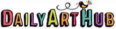 design was created using artwork from dailyarthub.
