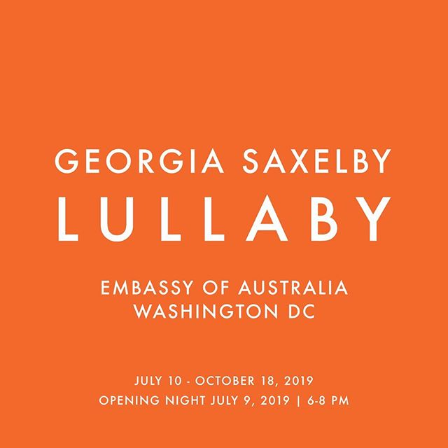 Delighted to announce my upcoming solo exhibition 'Lullaby' at the Embassy of Australia in Washington DC, Opening July 9! #LullabyDC . Curated by the delightfully talented @SandyGuttman - Curatorial Assistant at the @Hirshhorn Museum & Sculpture Garden, and THRILLED that the exhibition will be officially opened by Dr Melissa Chiu @melissawchiu - Director of the @Hirshhorn on July 9! You're invited! . @ausintheus #AusInTheUS #embassyofaustralia #washingtondc #acreativedc #dcarts #dcartists @halcyon_inspires @brightestyoungthings @pinklineproject @becallen @theartconservator #monuments #architecture #ritual #performanceart #videoart #installation art #contemporaryart #contemporaryartists #socialpractice