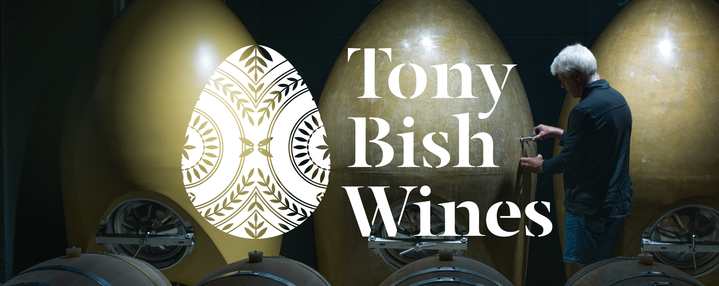 TONY BISH WINES    HAWKES BAY, NZ   Tony Bish is one of this country's most highly regarded winemakers, with Chardonnay as the variety he is best-known for. His track record with the Sacred Hill 'Riflemans' one of NewZealand's best Chardonnays stretches back to 1995. When Tony and his wife Karryn introduced their own label in 2014, it was no surprise that the focus would be on this variety. The 'Fat &Sassy' Chardonnay is Tony's expression that has great appeal across the market; the name says it all.  The 'Tony Bish' brand now includes the distinctively oaked 'Heartwood', the lees-complexed'Golden Egg', made in concrete fermenters, and the individual 'Skeetfield' single vineyard wine.All of these wines, and a strong selection of their friends' wines are available to be enjoyed at theirUrban Winery in the Ahuriri district of Napier, where the Tony Bish wines are made