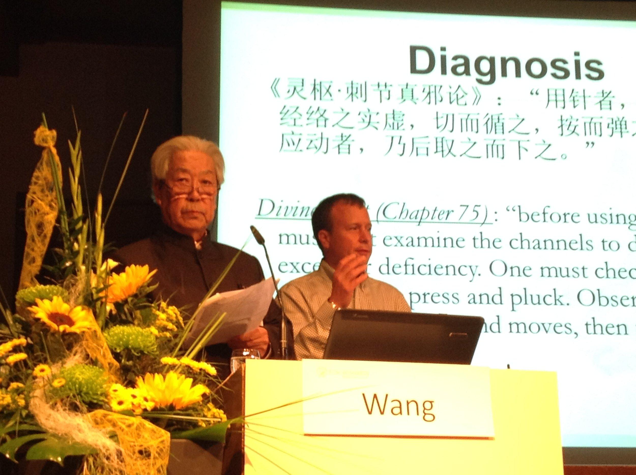 56 Speaking at the TCM Kongres Rothenburg 2014.JPG