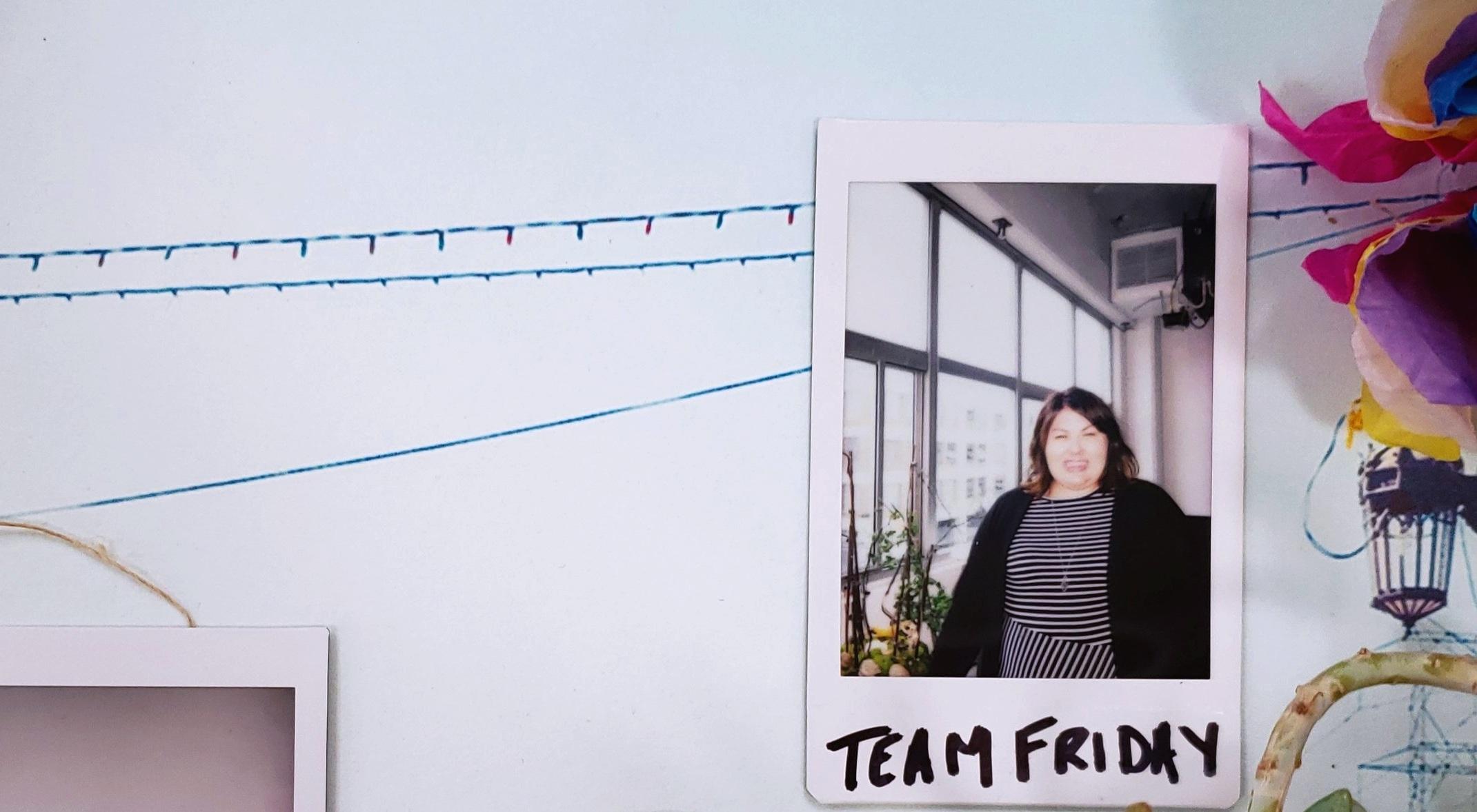 Member Spotlight:Michelle O'Grady - Team Friday @ The HUB LA