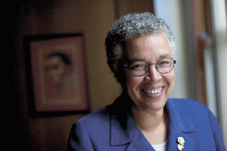 Toni Preckwinkle, Cook County Democratic Chair