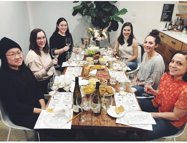 private wine class