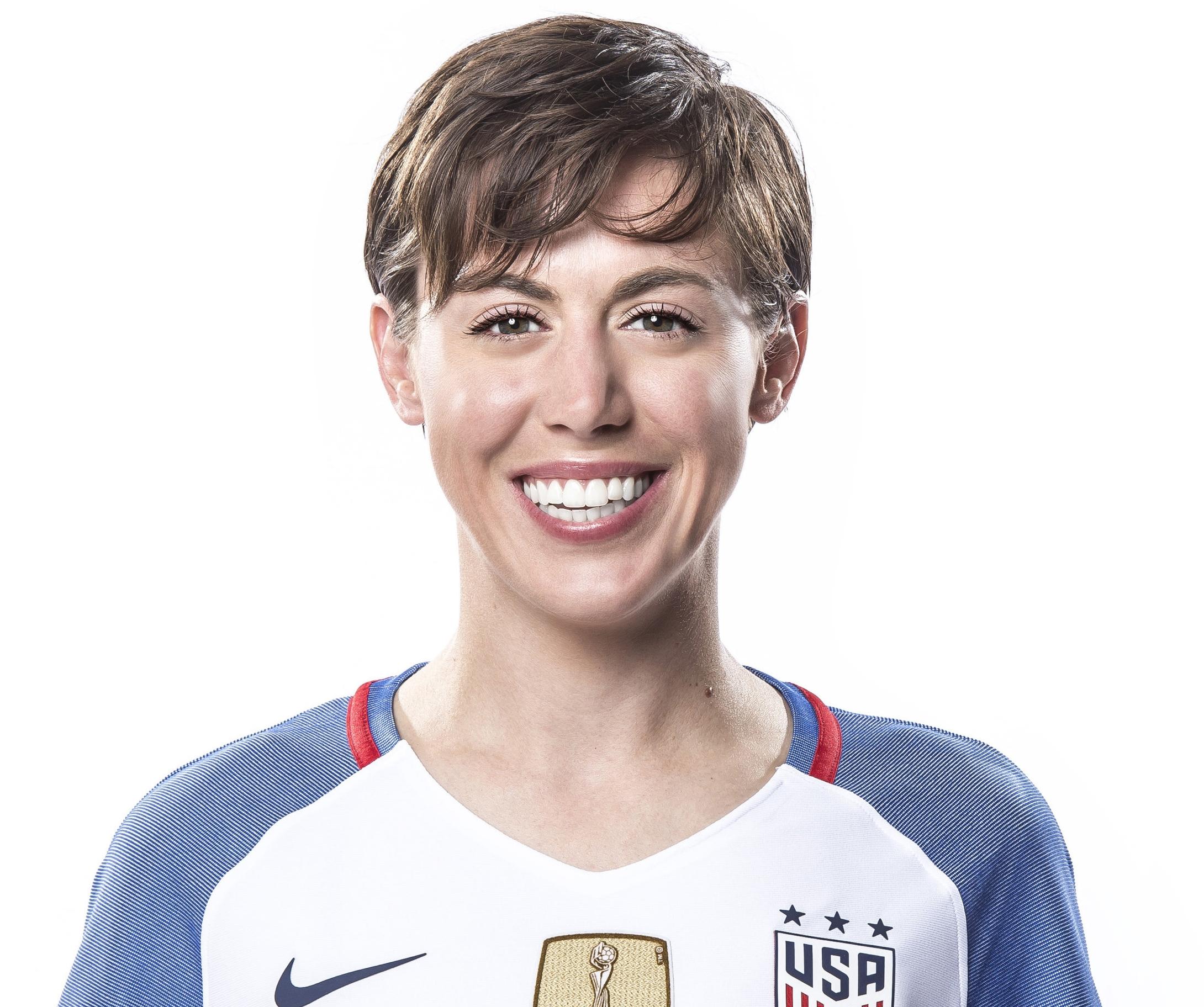 Meghan Klingenberg, US Women's National Team