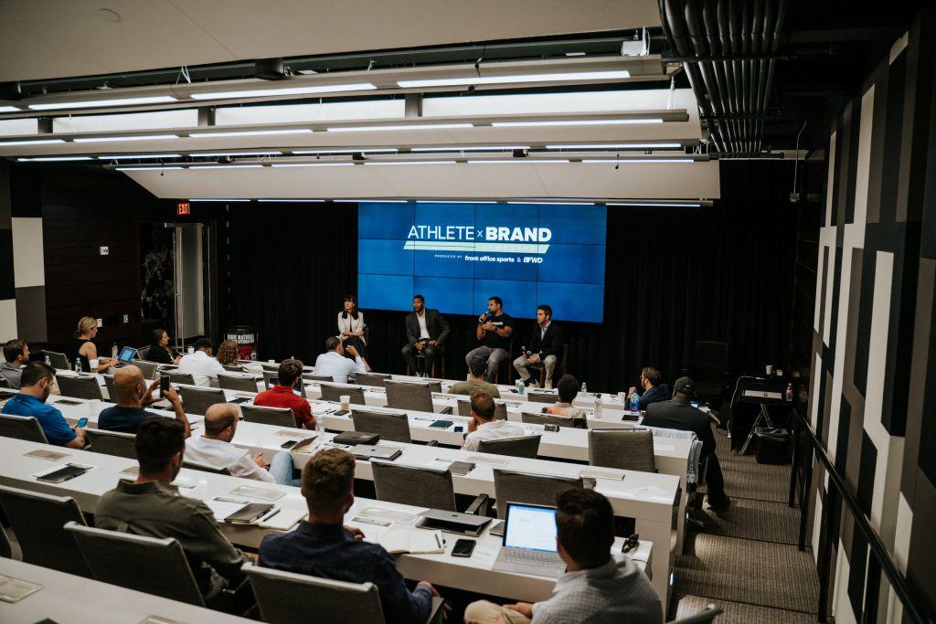 Athlete x Brand Jumpstart Event Recap - Front Office Sports