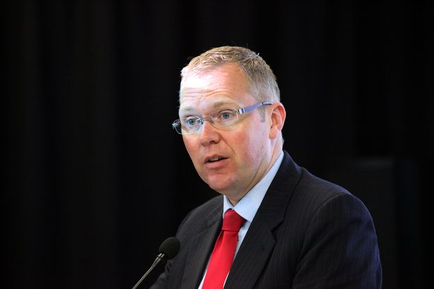 Nick Forbes, leader of Newcastle City Council  (Image: Newcastle Chronicle)
