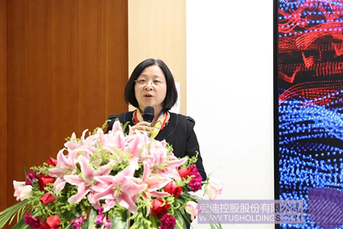HOU Yun, Deputy Director of Zhongguancun Administrative Committee