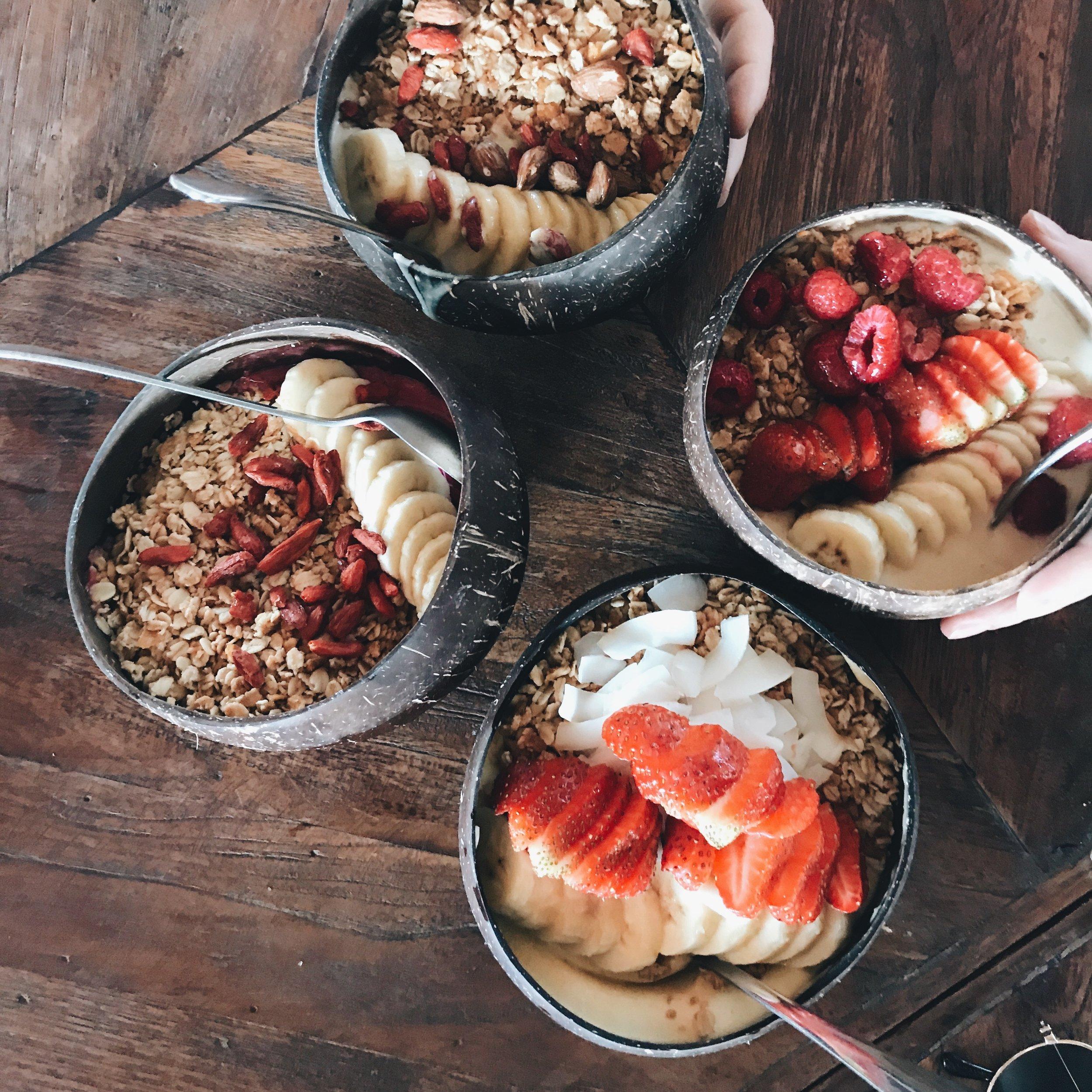 smoothiebowls