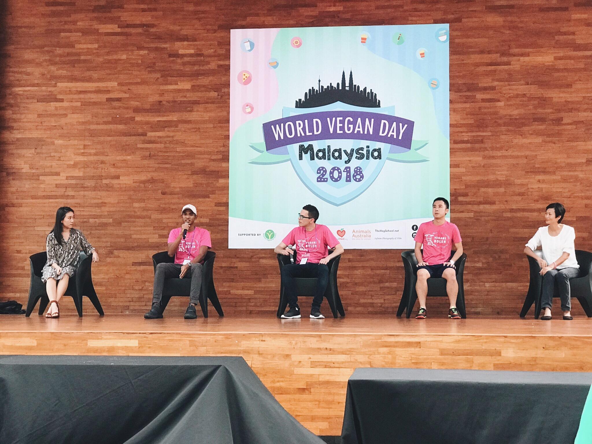 world vegan day malaysia