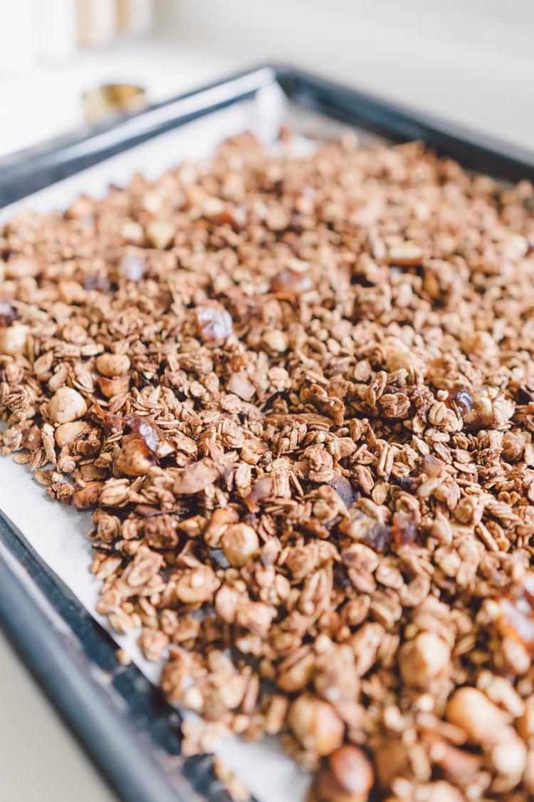 cacaogranola