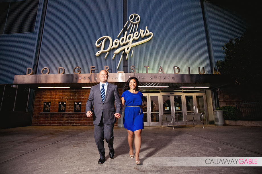Dodger-Stadium-Engagement-Photo-2152-Edit