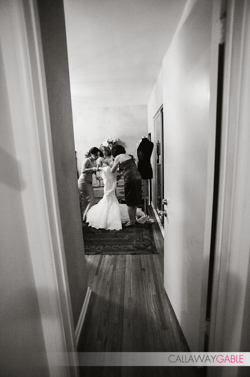 Union Station Wedding Photo
