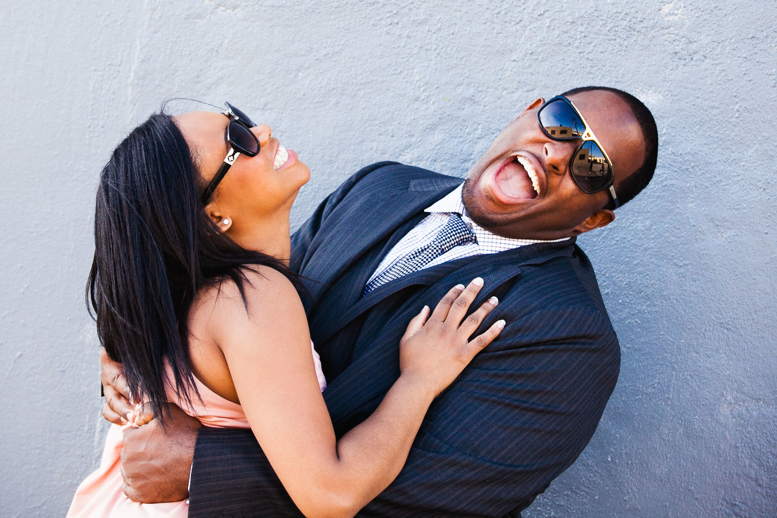 downtown-los-angeles-engagement-photo-African-Amercian-couple.jpg