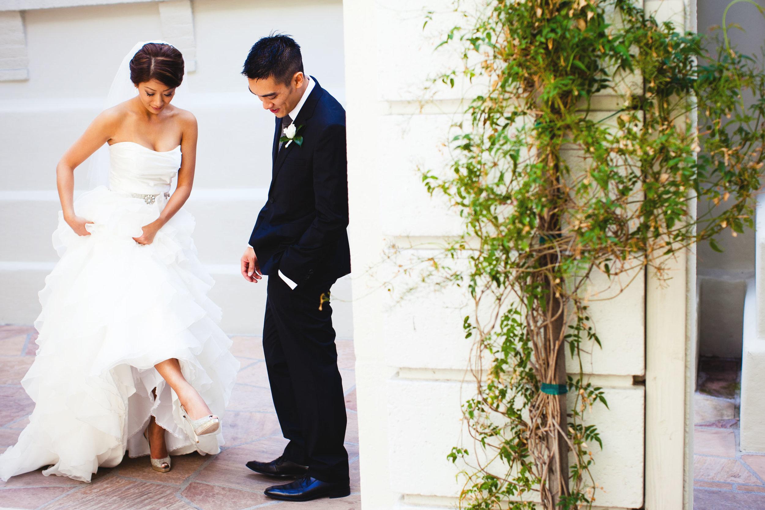 Best Vibiana Wedding Photographer Asian Wedding