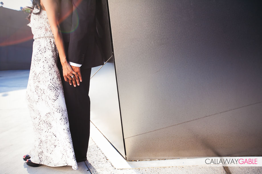 South Asian Indian Wedding Engagement Photo