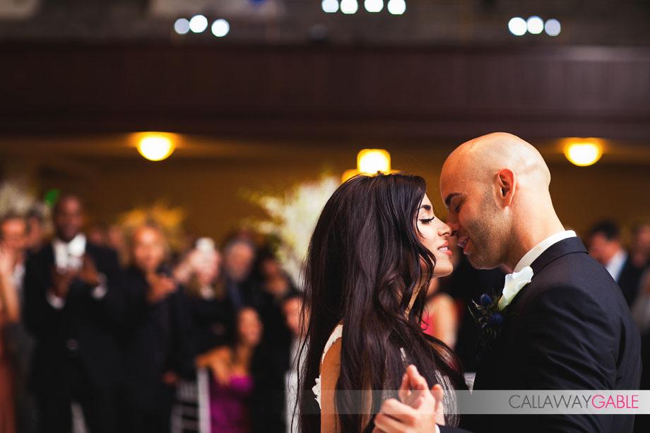 Vibiana Wedding Photo