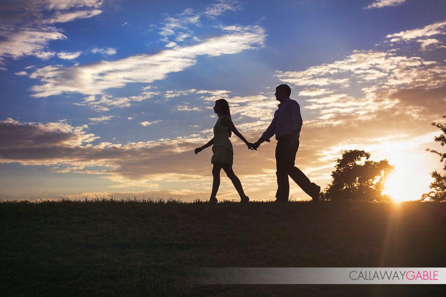Aududon Park Engagement Pictures