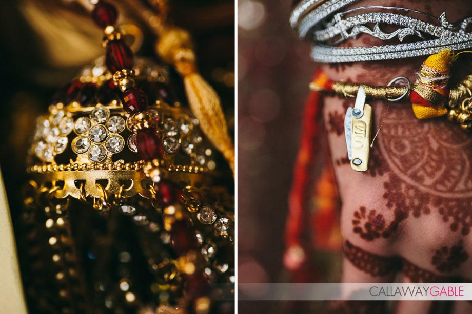 Indian Bridal Portrait at Hyatt Regency Huntington Beach