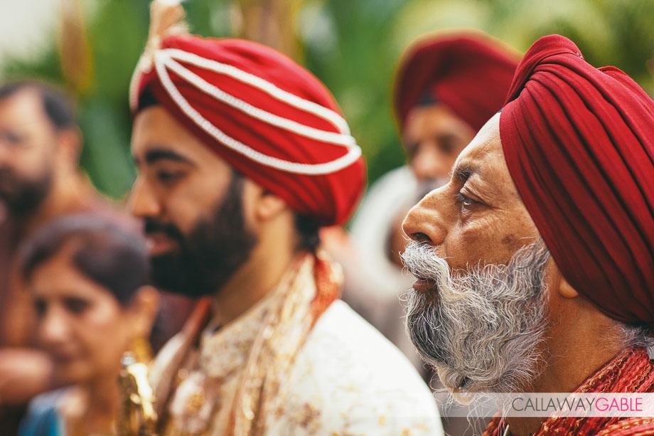Indian Baraat Ceremony at the Hyatt Regency Huntington Beach