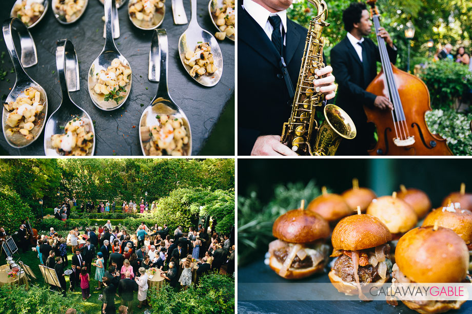 The Food Matters catering Private Estate Wedding