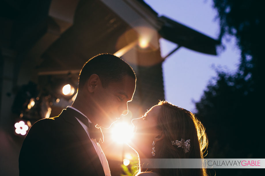Pasadena Private Estate Reception photos