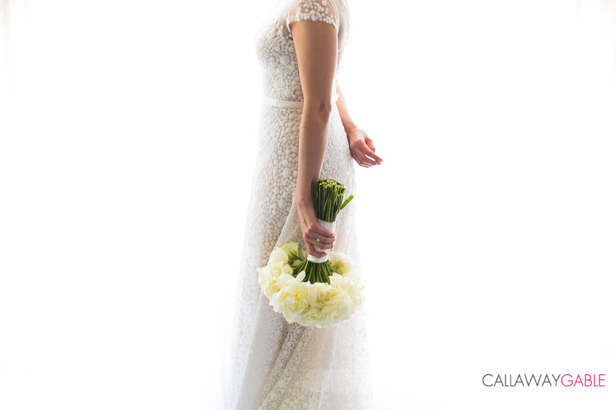 Bride portrait for her wedding at the Ritz Carlton Laguna Niguel