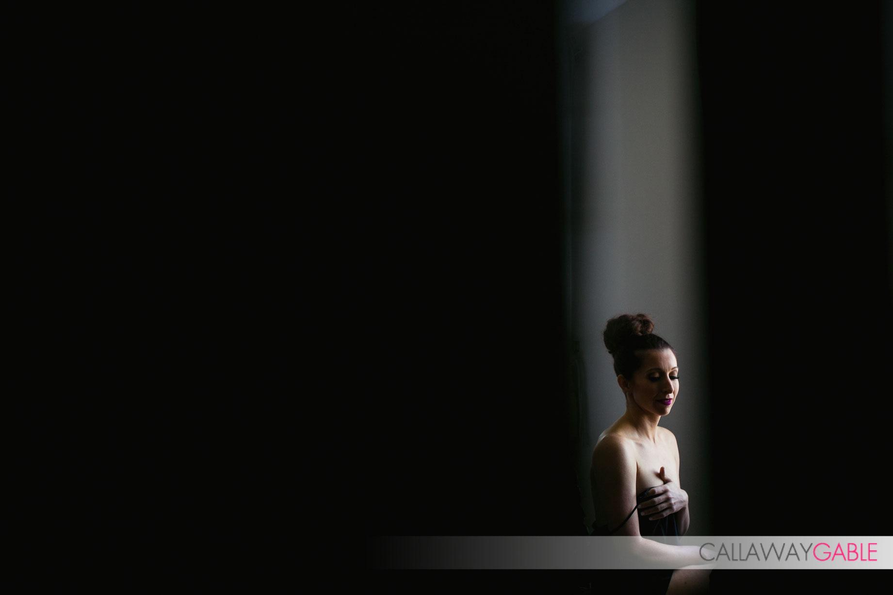 Bride at The Culver Hotel