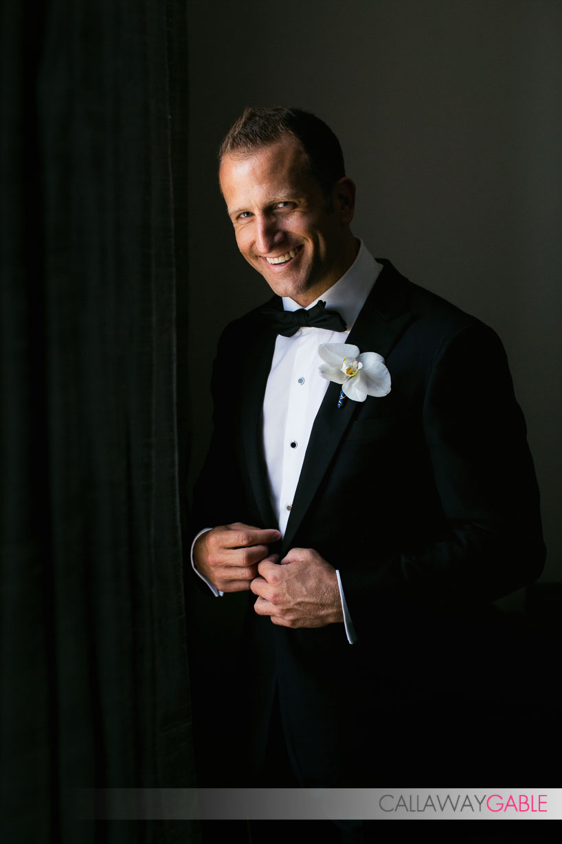 Groom at The Culver Hotel