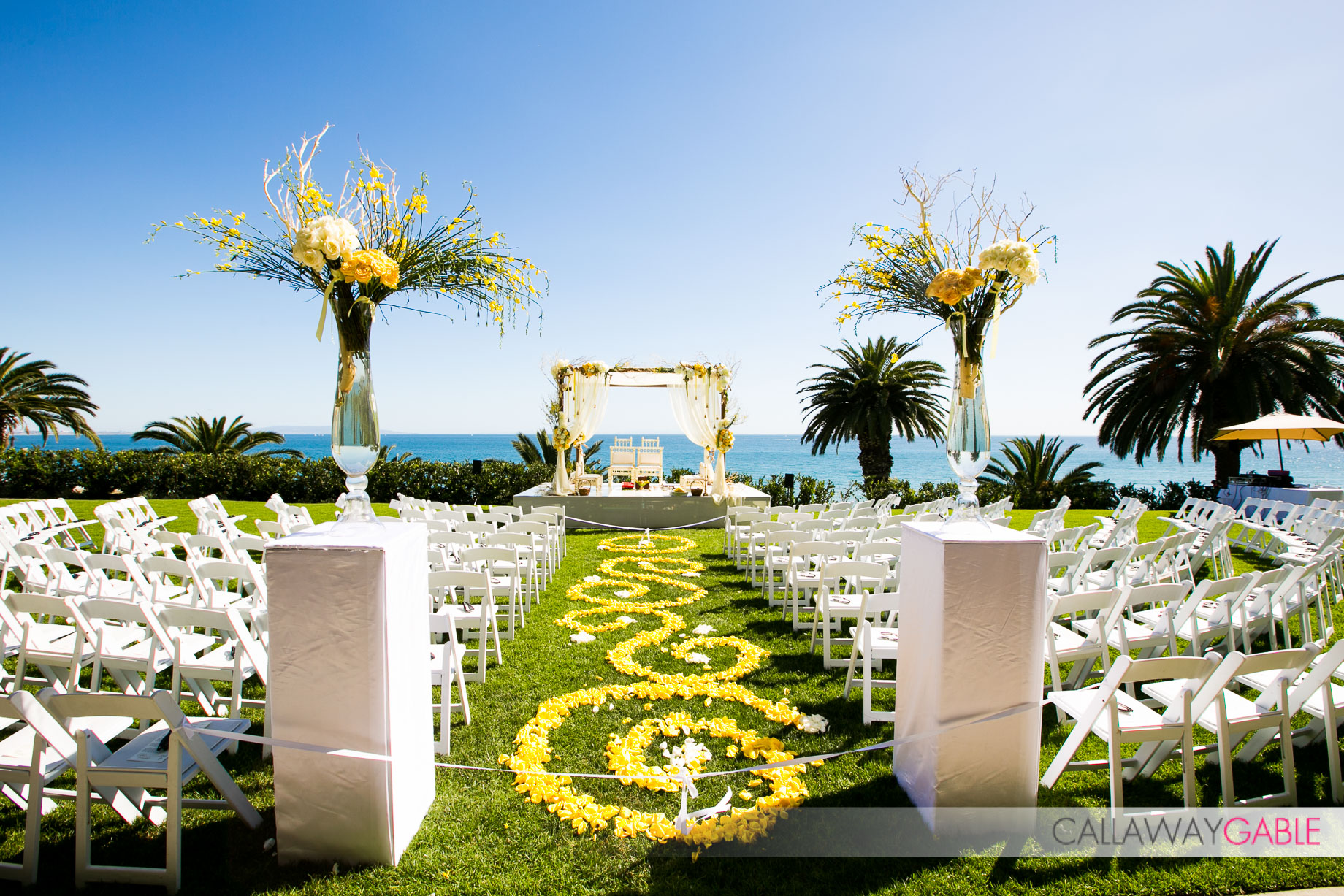 Bel-Air Bay Club Indian Wedding