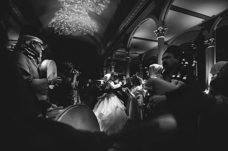Vibiana Ethnic wedding ceremony