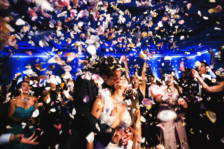 Ritz-Carlton Bacara Persian Wedding Reception