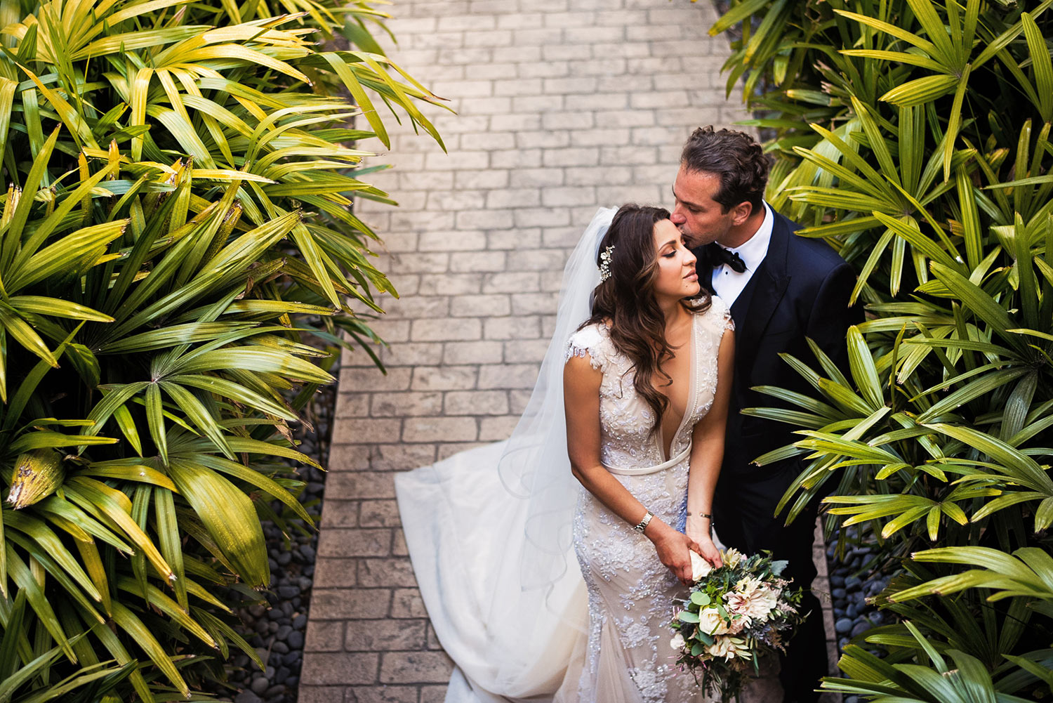 Classic and Luxury Santa Barbara Ritz-Carlton Bacara Wedding