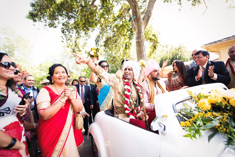 Langham Pasadena Wedding Indian Wedding Ceremony