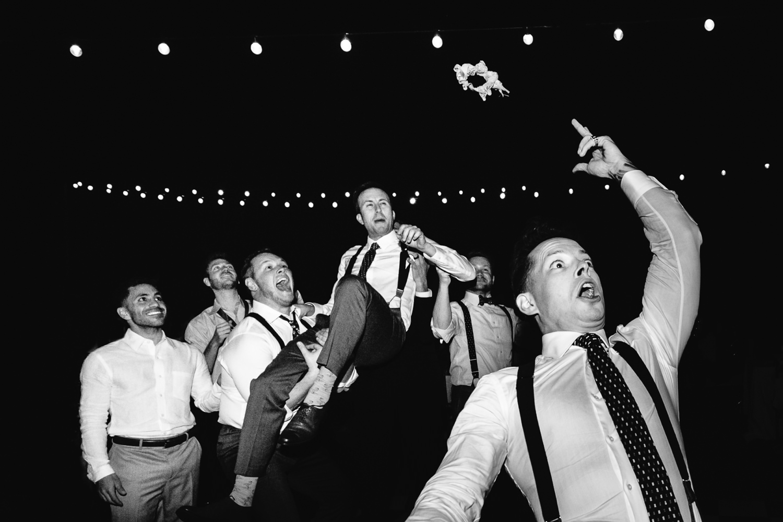 Wedding Reception at the Parker Wedding