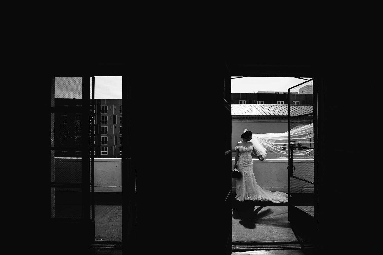 Vibiana Wedding Photographs of Persian Bride