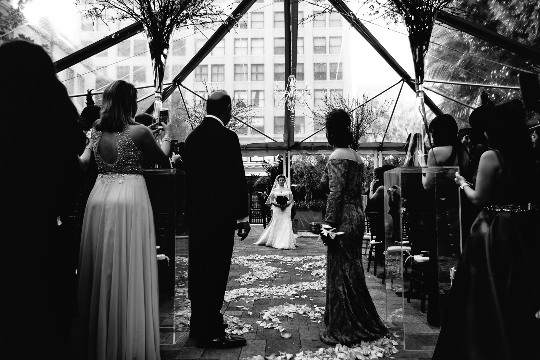 Vibiana Wedding Photographs of Persian Wedding Ceremony