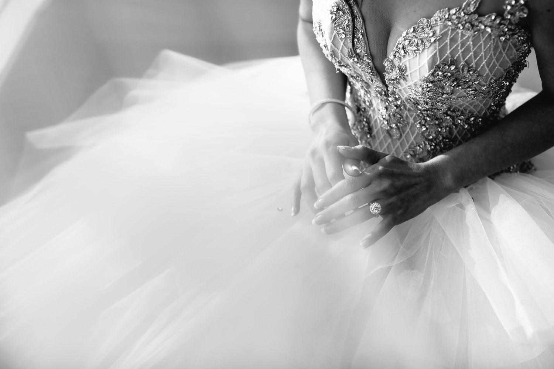 Pelican Hill Photographer - Persian Wedding Bride Portraits