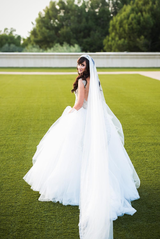 Pelican Hill Photographer - Wedding Bride Portraits