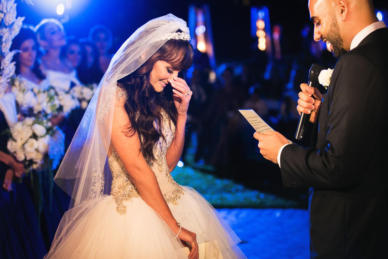 Pelican Hill Photographer - Persian Jewish Wedding Ceremony